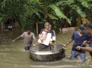 Bereits mehr als 320 Tote in Kerala