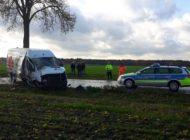 POL-DH: +++ Hohenmoor - Schwerer Verkehrsunfall +++