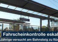 Bundespolizeidirektion München: Fahrscheinkontrolle eskaliert: Ermittlungen wegen wechselseitiger Körperverletzung