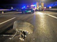 FW-M: eCall meldet Unfall auf der A99 (Freiham)