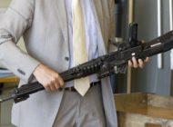 125'000 Unterschriften gegen das verschärfte Waffengesetz