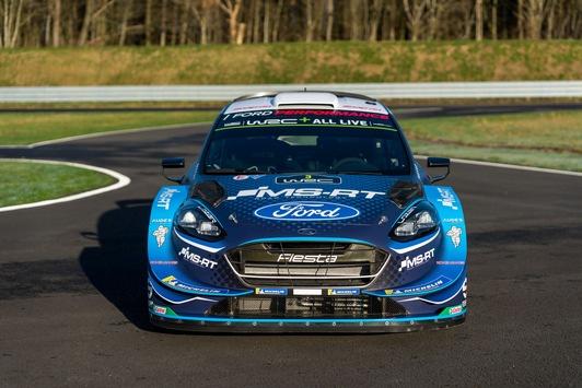M-Sport Ford stellt Design des 2019er Fiesta WRC vor