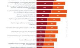 PAC-Studie zu SAP Application Management: Führungskräfte favorisieren Einbindung externer Dienstleister