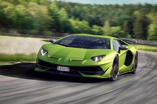 Rekordzahlen bringen Automobili Lamborghini in neue Dimensionen: 5.750 Fahrzeuge im Jahr 2018 ausgeliefert