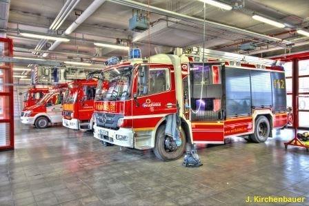 FW-MG: Wohnung nach Brand unbewohnbar