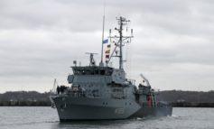 "Kieler Minenjagdboot ""Dillingen"" für fünf Monate zum NATO-Einsatz"