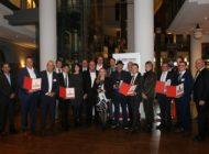 ECE freut sich über Europäischen Innovationspreis Handel des German Council of Shopping Centers - Nachhaltigkeitspreis für Söhne Mannheims-Sänger Rolf Stahlhofen