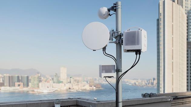 Deutsche Telekom und Ericsson erzielen glasfaserähnliche Ergebnisse mit Drahtlos-Backhaul