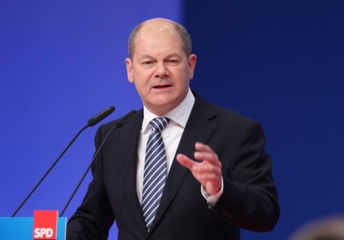 Scholz erwirtschaftet 2018 Überschuss von elf Milliarden Euro