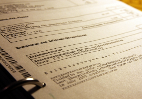 Altmaier plädiert für Steuersenkungen