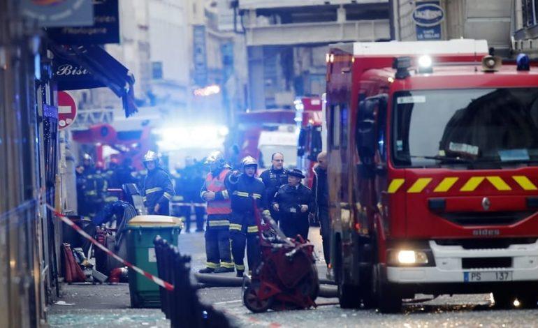 Zwei Feuerwehrleute sterben bei Explosion