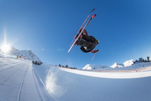 KPark Kühtai – jede Menge Neuerungen im Snow- und Funpark für Beginner und Profis