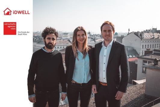 Wirtschaftsagentur Wien fördert AI-Projekt von iDWELL