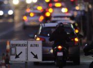 Weniger Grenzgänger in der Schweiz