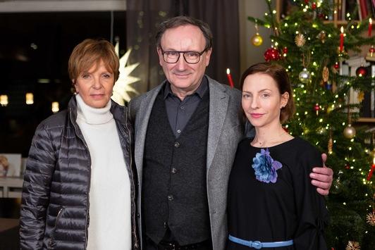 Weihnachten 2019 In Deutschland.Zdf Herzkino Drehstart Für Weihnachten Im Schnee Yfw