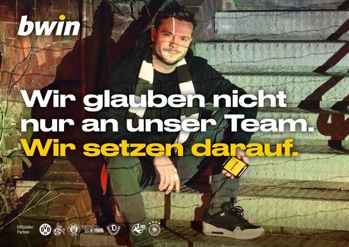 """""""Das ist unser Spiel"""": bwin stellt den Fan in den Mittelpunkt seiner neuen Kampagne"""