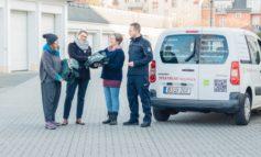 HZA-P: Aus Alt mach Neu / Hauptzollamt Potsdam beteiligt sich an Upcycling-Projekt in Berlin