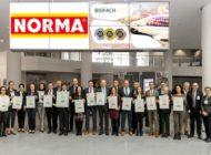 NORMA: Gewinnt 251mal Edelmetall - und wird wieder als bester deutscher Bio-Händler ausgezeichnet / Nürnberger Discounter mit herausragender Bio-Qualität Dauersieger bei der DLG