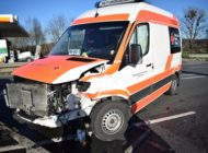 POL-NI: Verkehrsunfall mit sechs verletzten Personen auf Bundesstraße 83