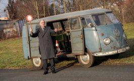 """""""Scheunenfund"""": Erster Bulli-Radarblitzer nach 54 Jahren entdeckt"""