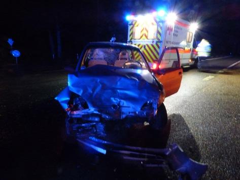 POL-CE: erneuter Unfall mit Verletzten bei Klein Ottenhaus (B 214/ K50)