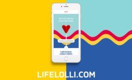 Der Life Lolli - der erste Lolli, der Leben retten kann