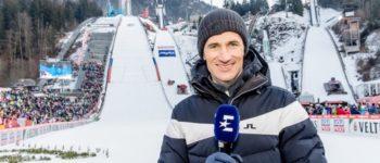 Martin Schmitt bleibt Eurosport Experte bis 2022