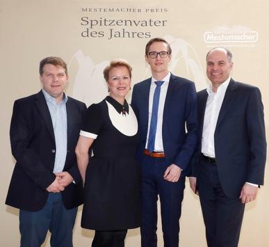 """Das Ende der """"Rabenväter"""" / """"Mestemacher Preis Spitzenvater des Jahres"""" am 8. März 2019 im Hotel InterContinental Berlin"""