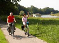 Neues Weser-Radweg Serviceheft für die Radsaison 2019 / Kostenfreie Broschüre für die Radreiseplanung an der Weser erhältlich