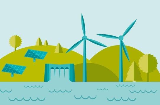 Anteil erneuerbarer Energien in der EU im Jahr 2017 auf 17,5% gestiegen