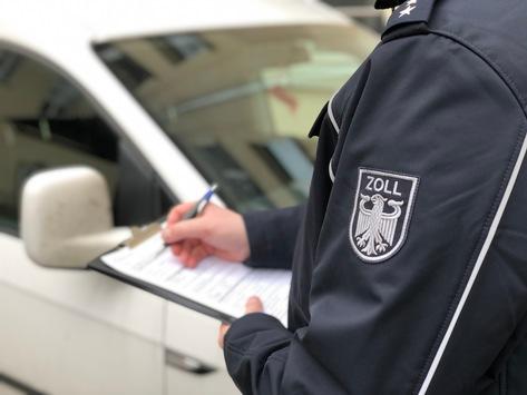 HZA-P: Der Mindestlohn fährt mit / Hauptzollamt Potsdam führt Mindestlohnkontrollen bei Kurier- und Paketdiensten durch