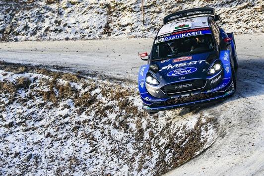 M-Sport Ford wünscht sich für die WM-Rallye Schweden so viel Schnee wie möglich