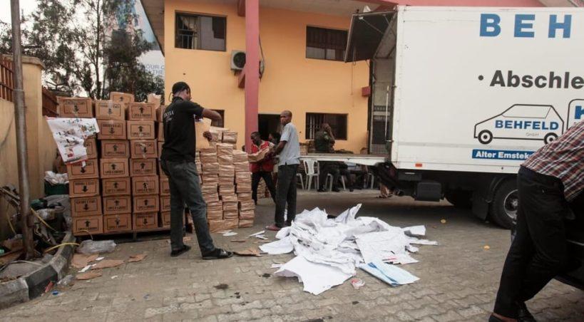 Nigeria verschiebt Wahlen