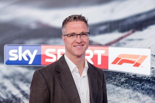 Es wird wieder laut! Die Formel-1-Saison 2019 ab Freitag live bei Sky / Ralf Schumacher wird neuer Sky Experte