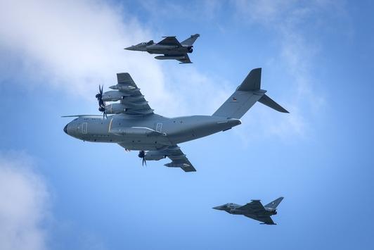 MAGDAYs: Luftwaffe übt erneut mit NATO-Partnern über der Nordsee
