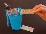 Flüssige Arzneimittel nie in der Spüle oder Toilette entsorgen