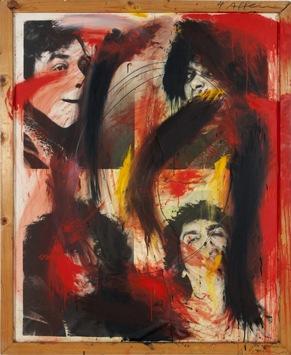 REVUE 1.0 – Museum – Arnulf Rainer