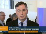 Europaabgeordneter David McAllister (CDU) auf Nachrichtensender WELT: Britische Abgeordnete müssen ihrer Verantwortung gerecht werden