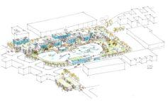 Die perfekte Welle: Hallbergmoos plant deutschlandweit einmalige Surfanlage / Wellenritte bis 100 Meter im Büropark Munich Airport Business Park (MABP) der Flughafengemeinde