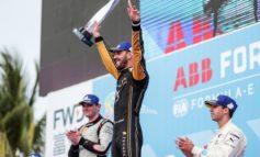 voestalpine FORMEL E RACE ALERT: Vergne gewinnt Sanya E-Prix
