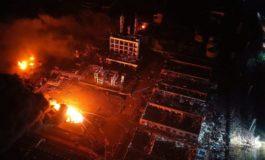 Schweres Unglück in chinesischem Chemiepark