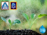 ALDI baut Engagement zum Wasserschutz aus
