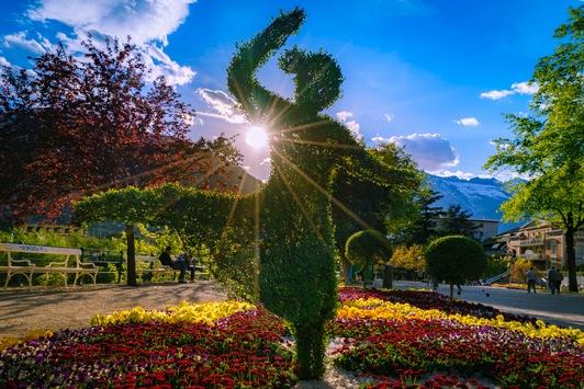 """""""Merano Flower Festival"""" / Alpin-mediterrane Lebensart: Kunst, Kultur und Kulinarik in Meran"""