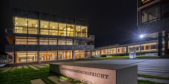 70 Jahre Grundgesetz: Karlsruhe feiert – mit Recht!