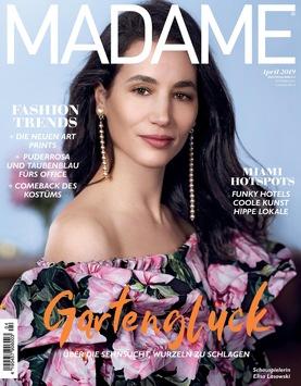 """Schauspielerin Clémence Poésy in """"MADAME"""": """"Ich bin extrem ängstlich"""""""