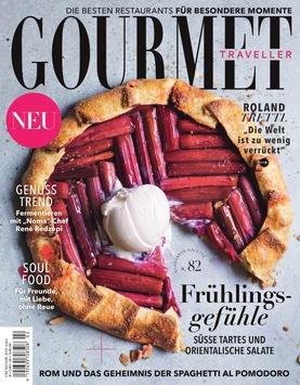 """Bauer Media Group startet Premium-Magazin """"GOURMET TRAVELLER"""" in Deutschland"""