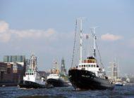 Hafengeburtstag Hamburg vom 10. bis 12. Mai mit einzigartiger maritimer Vielfalt / Schiffe zwischen Tradition und Moderne erleben