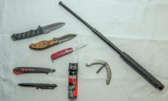 POL-HH: 190324-2. Gemeinsamer Schwerpunkteinsatz der Bundespolizei und der Polizei Hamburg zur Durchsetzung des Waffenverbotes und des Glasflaschenverbotes auf St. Pauli