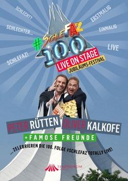 SchleFaZ 100 - Das Jubiläums-Festival: Weitere Live Acts bestätigt! u.a. Christian Steiffen und Fünf Sterne Deluxe