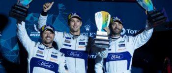 Der Ford GT fährt in Sebring bei beiden Langstreckenrennen aufs Podest